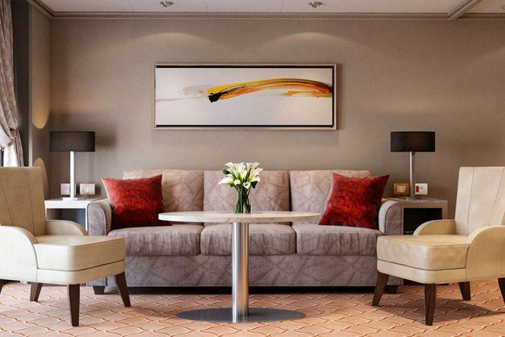 Luxury Oceanview Suites