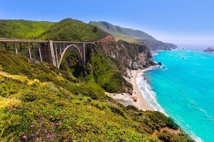 American West Coast