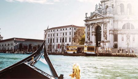 venetian society voyages