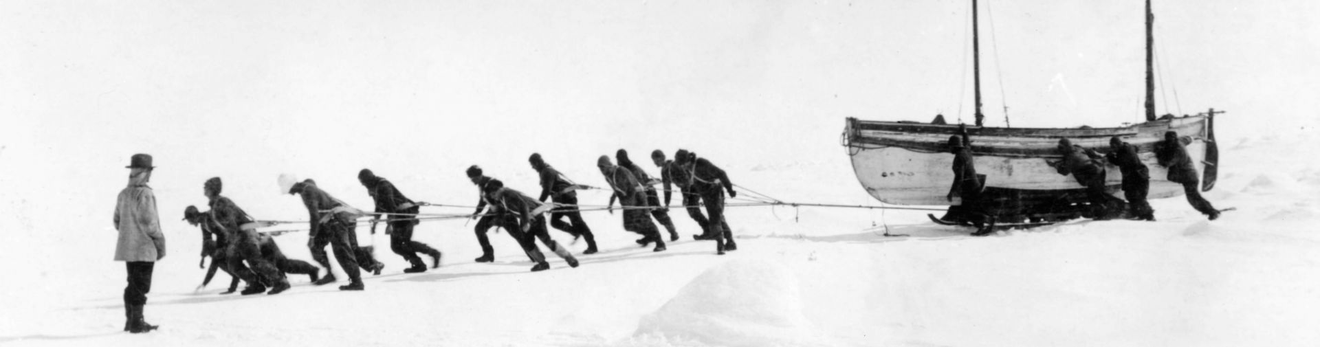 Endurance Centenaire de Shackleton, Expedition