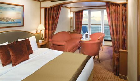 MIDSHIP VERANDA SUITE