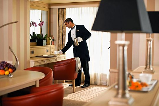 Silversea Luxury Cruises - Personalised Service