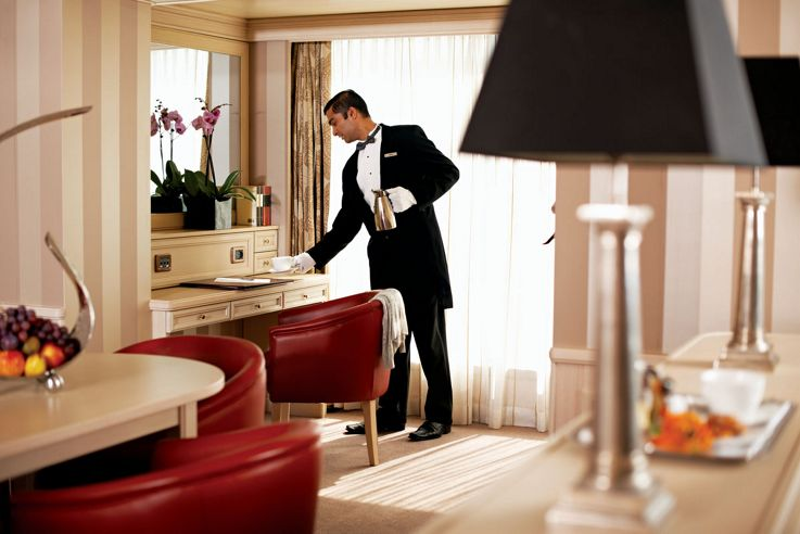 Silversea Luxury Cruise - Personalised Service