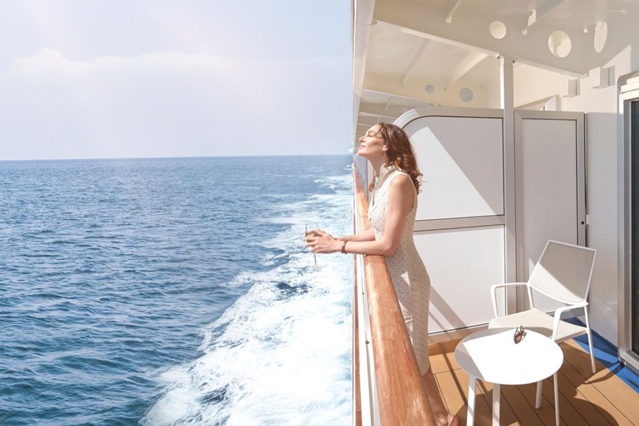 Silversea All-Inclusive Luxury Cruise
