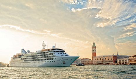 Silversea Luxury Cruises - Corporate and Incentive Travels
