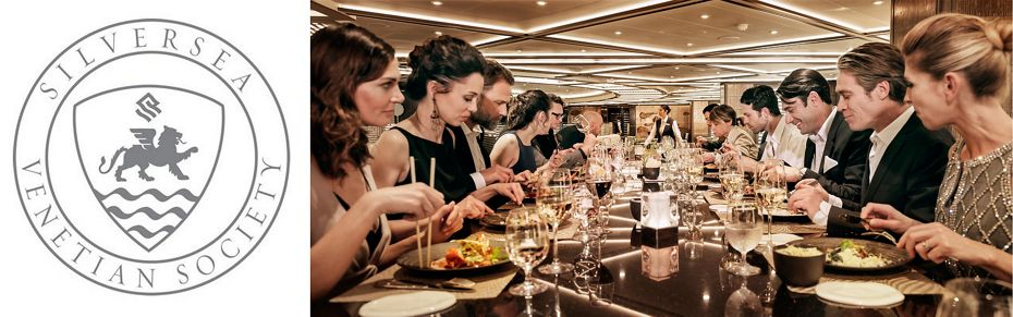 SILVERSEA'S VENETIAN SOCIETY REPRESENTATIVES EAGERLY ANTICIPATE  SPECIAL SAILINGS IN 2019 AND 2020