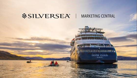 MARKETING CENTRAL: SILVERSEA ENHANCES ITS ONLINE MARKETING  TOOLKIT FOR TRAVEL ADVISORS