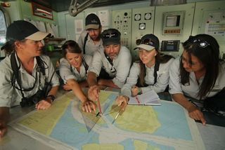 SILVERSEA WELCOMES 8 NEW EXPEDITION TEAM MEMBERS FOLLOWING A 6-WEEK TRAINING ACADEMY ABOARD SILVER DISCOVERER