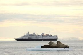 SILVERSEA EXPEDITIONS TO CROSS FABLED NORTHEAST PASSAGE IN 2019