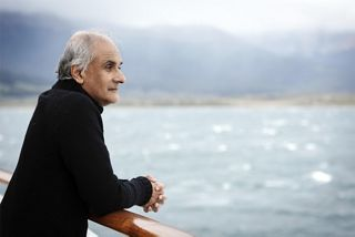 EXCLUSIVE INTERVIEW: PICO IYER SHARES INSIGHT ON HIS FIRST-EVER ANTARCTICA CRUISE