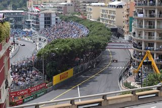 SILVERSEA'S GUESTS ENJOY EXCLUSIVE EXPERIENCE FOR A PRIME VIEW OF MONACO'S GRAND PRIX 2019