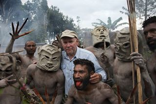 SILVERSEA CONGRATULATES STEVE MCCURRY ON BEING AWARDED THE CHERRY KEARTON MEDAL BY THE ROYAL GEOGRAPHICAL SOCIETY (WITH IBG)