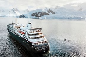 SILVERSEA UNLOCKS AUTHENTIC BEAUTY IN BOTH POLAR REGIONS ON  EXTRAORDINARY EXPEDITION VOYAGES