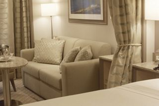 SILVERSEA CRUISES UNVEILS THE FIRST GLIMPSES OF NEW SHIP SILVER MOON'S ELEGANT INTERIORS