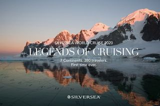 SILVERSEA UNVEILS REMARKABLE DETAILS OF PIONEERING  7-CONTINENT WORLD CRUISE 2020