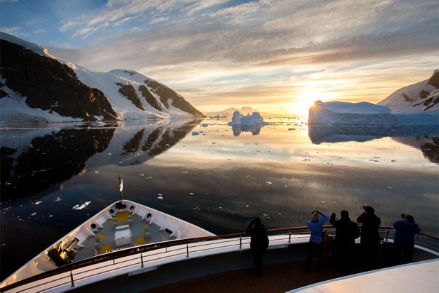 SILVERSEA CELEBRATES MOMENTOUS MILESTONE IN 2018: 10 YEARS OF ULTRA-LUXURY EXPEDITION CRUISING