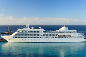 THE TALE OF TALES: SILVERSEA'S SILVER WHISPER SETS SAIL ON WORLD CRUISE 2019 FOLLOWING EXTENSIVE REFURBISHMENTS
