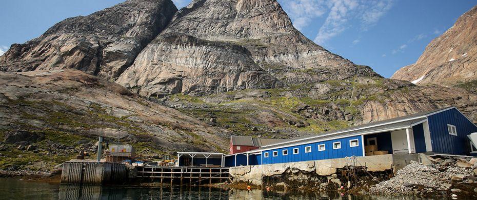Silversea Luxury Cruises - Aapilattoq, Greenland