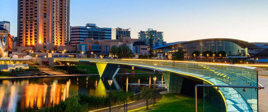 Silversea Luxury Cruises - Adelaide, Australia