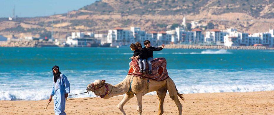 Silversea Luxury Cruises - Agadir, Morrocco