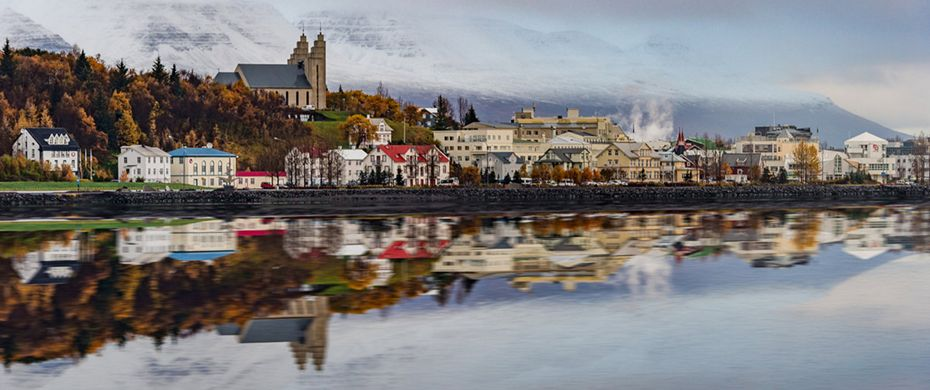 Silversea Luxury Cruises - Akureyi, Iceland