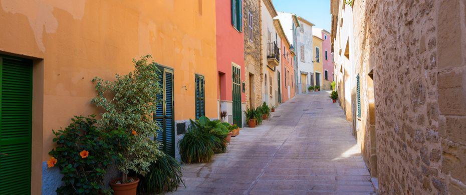 Alcudia, Mallorca