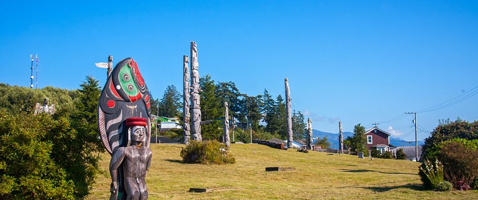 ALERT BAY (British Columbia)