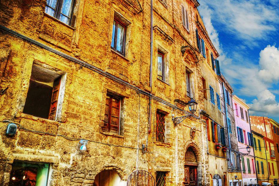 5912 - Barcelona nach Civitavecchia