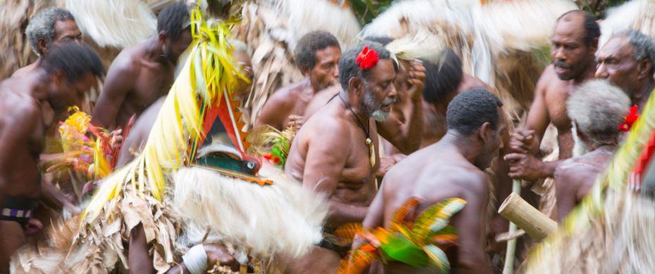 Silversea Luxury Cruises - Ambrym, Vanuatu
