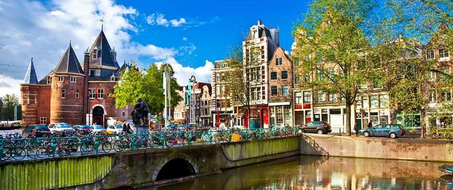 Silversea Luxury Cruises - Amsterdam, Netherlands