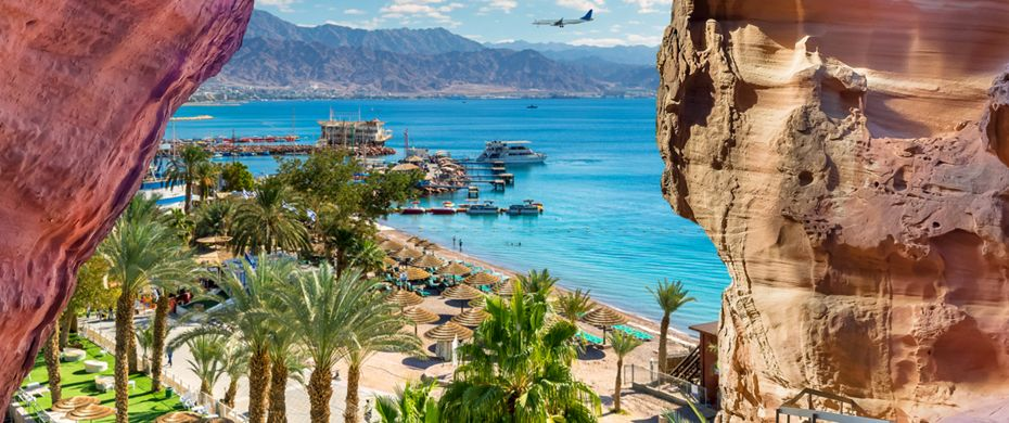 Silversea Luxury Cruises - Aqabq, Jordan