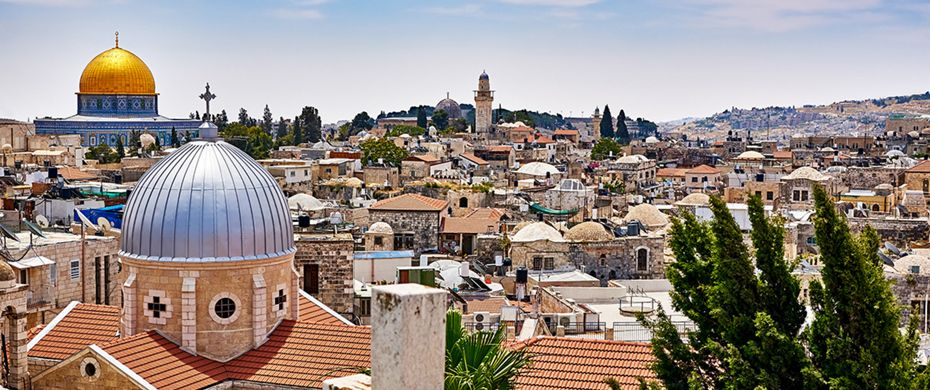 Silversea Luxury Cruises - Jerusalem, Israel