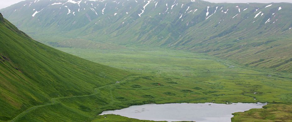 Silversea Luxury Cruises - Attu Island