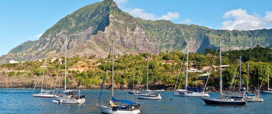 ATUONA - HIVA OA (Marquesas Island)