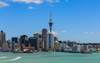 Silversea Luxury Cruises - Auckland, New Zealand