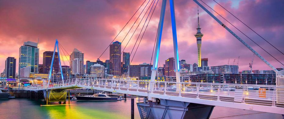 Silversea Luxury Cruises - Auckland, New Zealand