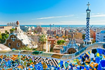 5916 - Barcelona a London