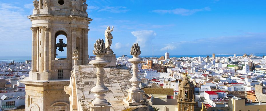 Silversea Luxury Cruises - Cadiz, Spain