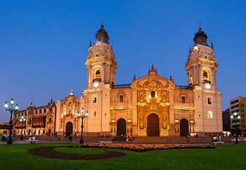 Silversea Luxury Cruises - Lima, Peru
