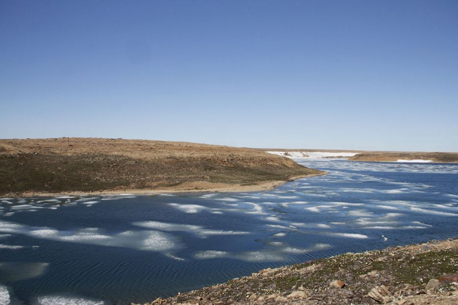 E4200821024 - Kangerlussuaq nach Nome