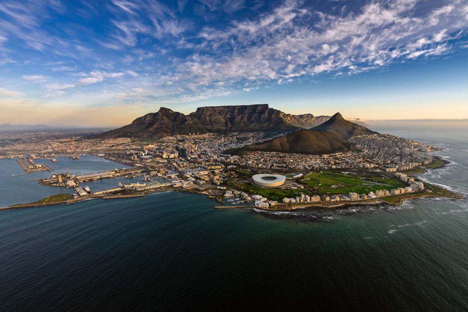1907 - Ushuaia to Cape Town