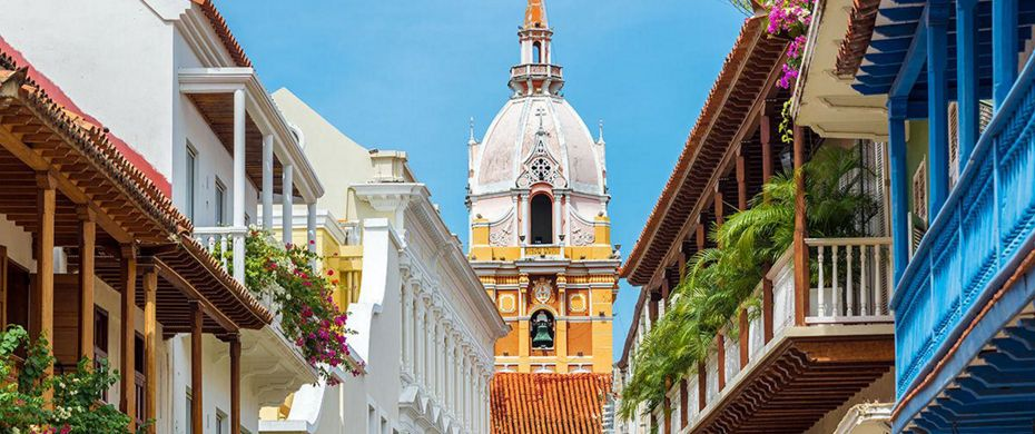 Silversea Luxury Cruises - Cartagena, Colombia