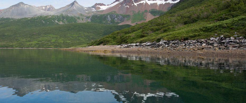 Castle Bay, Alaska