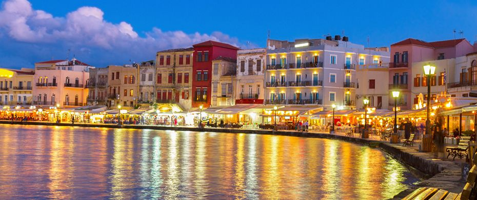 Silversea Luxury Cruises - Chania, Greece