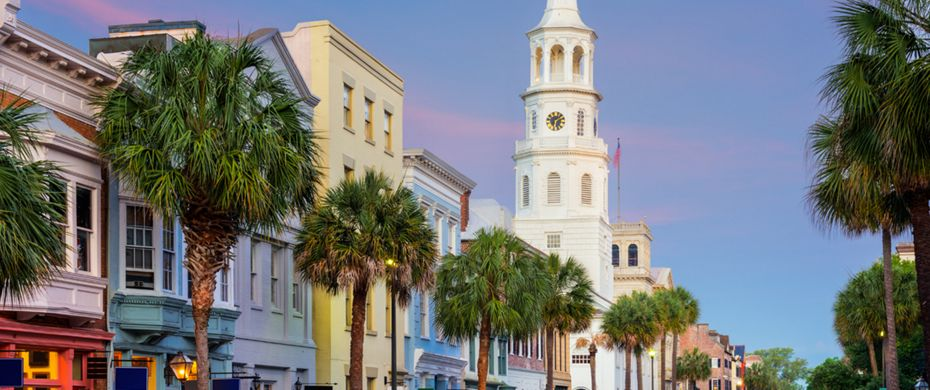 Silversea Luxury Cruises - Charleston, South Carolina