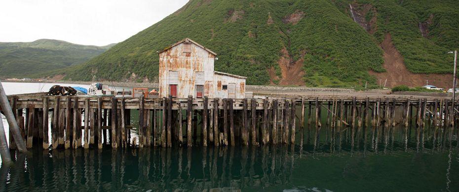 Silversea Luxury Cruises - Chignik, Alaska