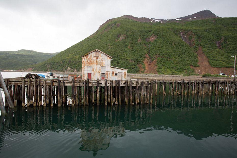 7915 - Seward a Nome