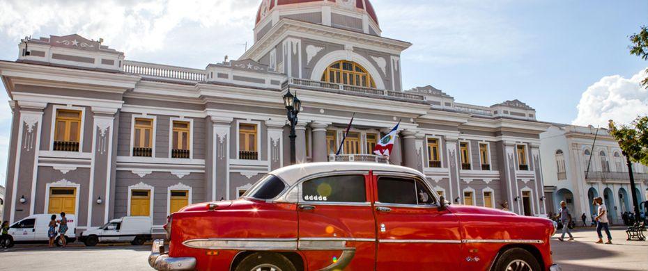 Silversea Luxury Cruises - Cienfuegos, Cuba