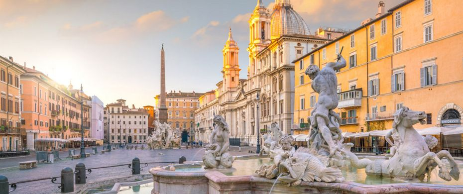 Silversea Luxury Cruises - Rome, Italy