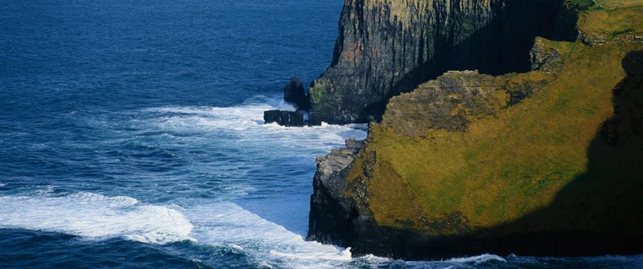 Silversea Luxury Cruises - Cliffs of Moher